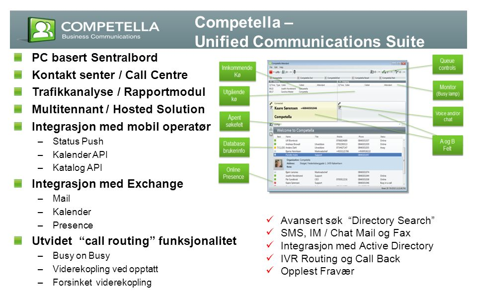 Unified Communications Suite