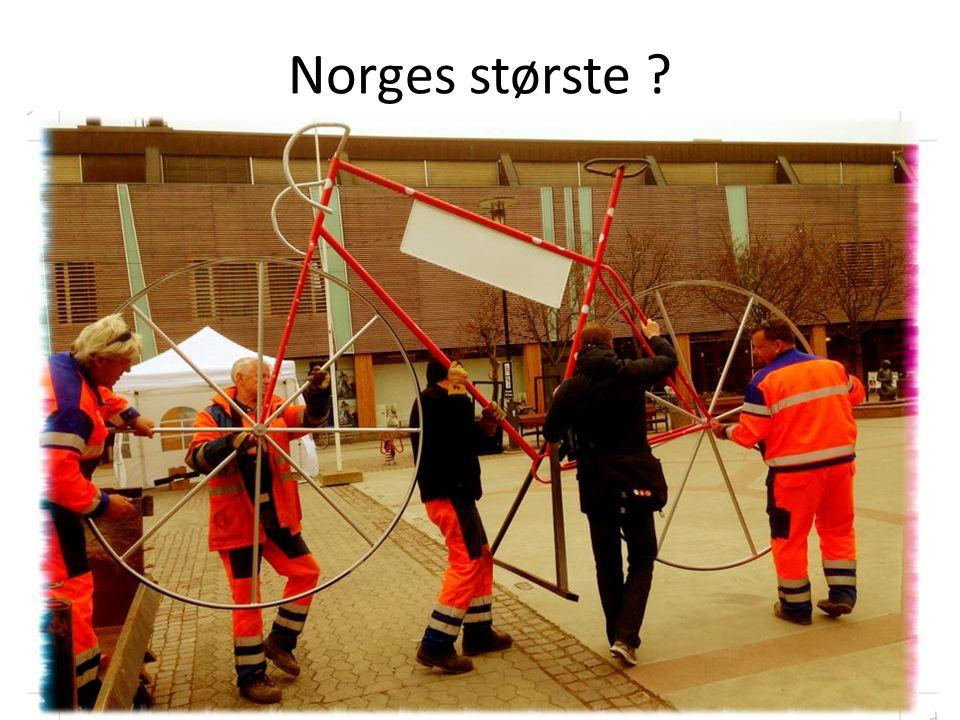 Norges største
