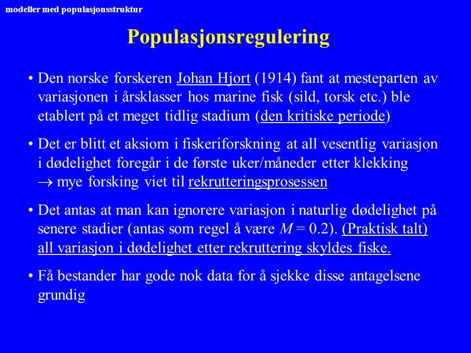 Populasjonsregulering