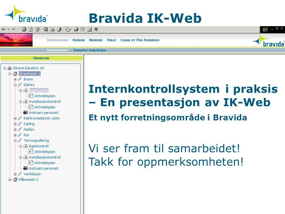 Bravida IK-Web