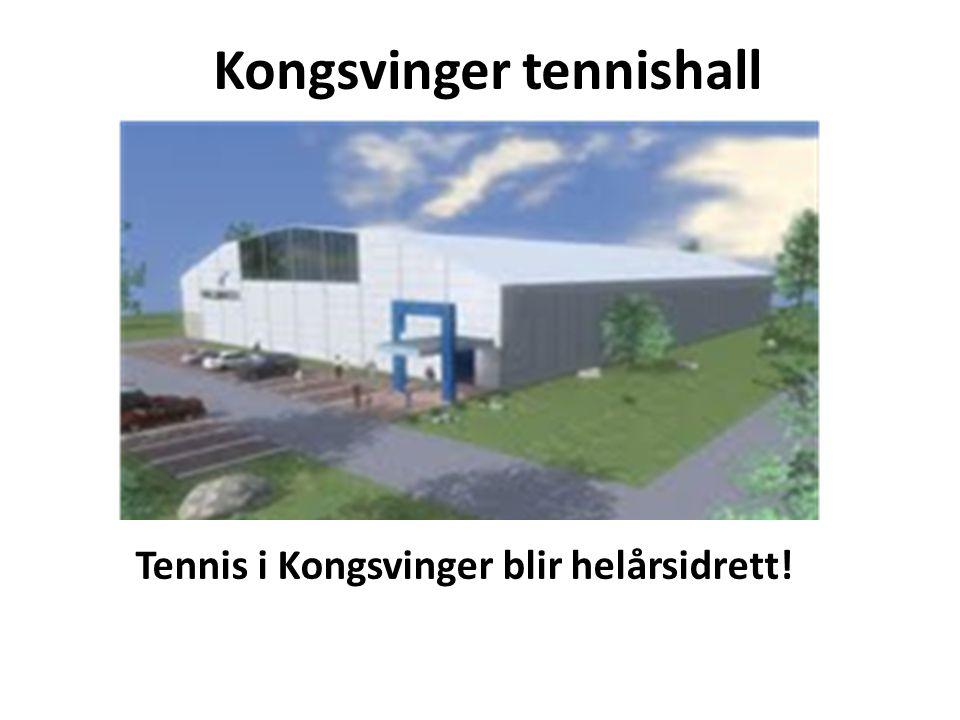 Kongsvinger tennishall