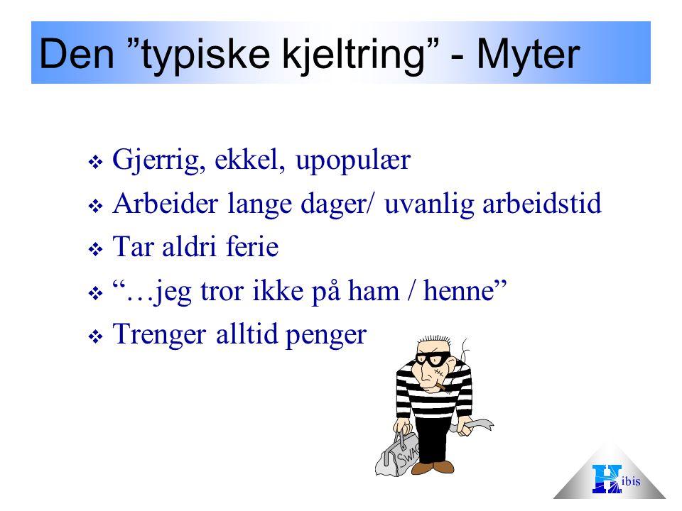 Den typiske kjeltring - Myter