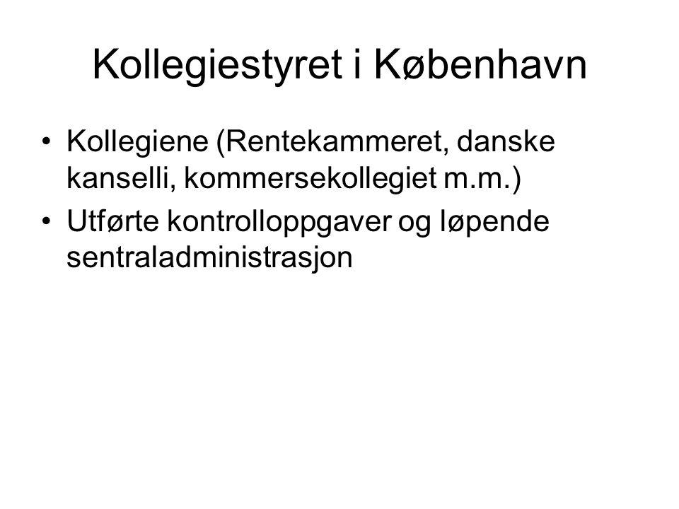 Kollegiestyret i København