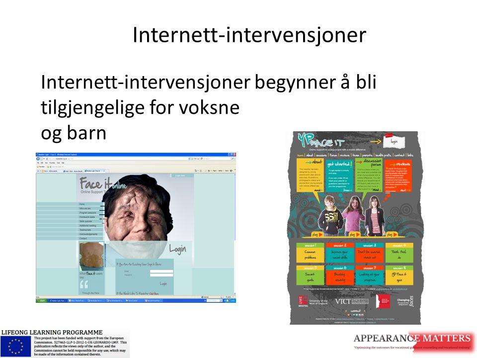 Internett-intervensjoner