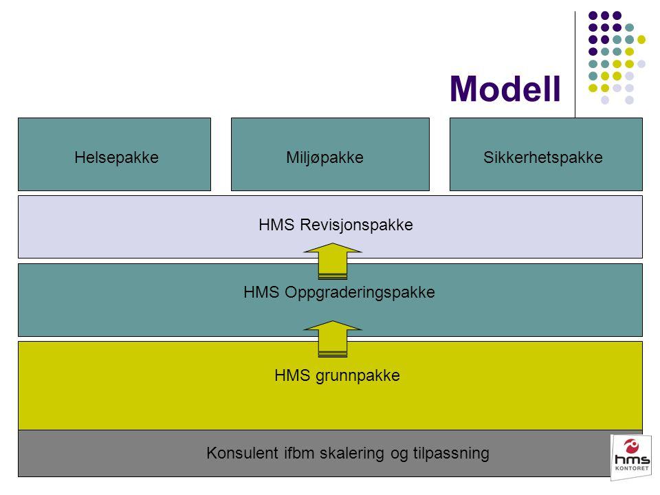 Konsulent ifbm skalering og tilpassning