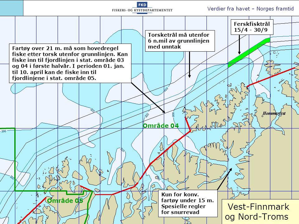 Vest-Finnmark og Nord-Troms