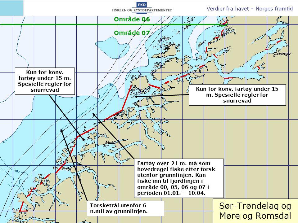 Sør-Trøndelag og Møre og Romsdal