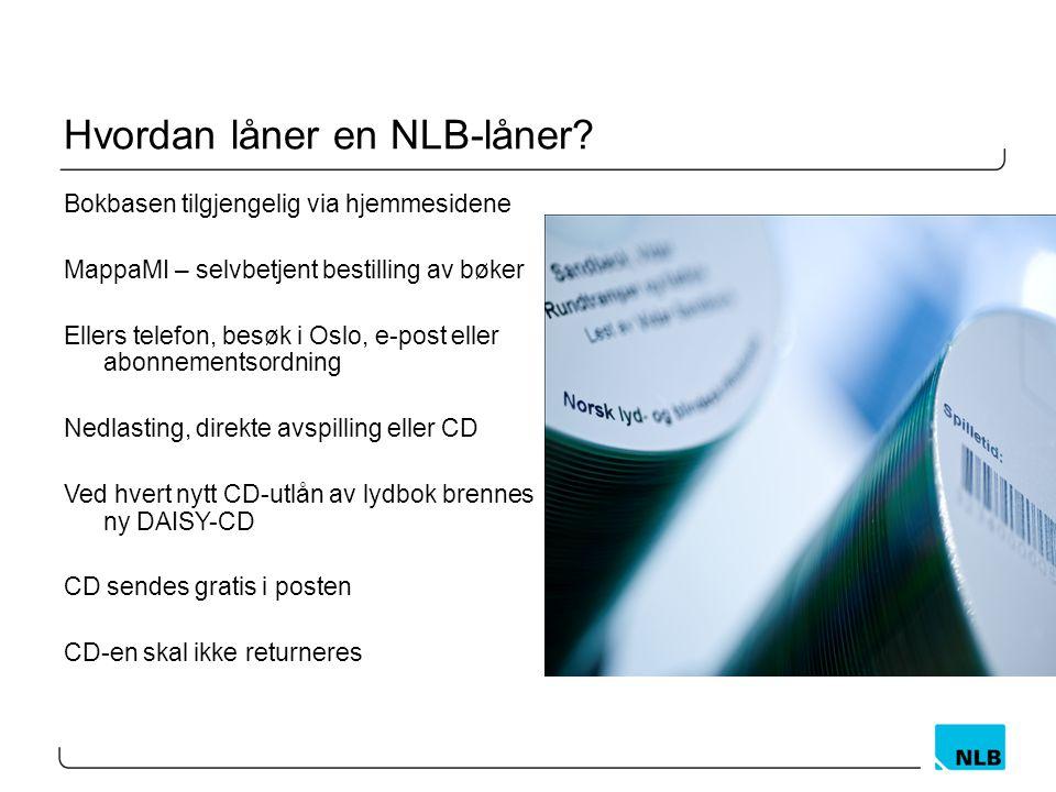 Hvordan låner en NLB-låner