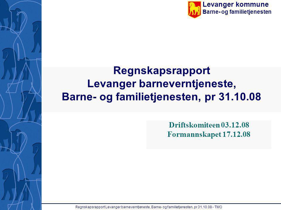 Driftskomiteen 03.12.08 Formannskapet 17.12.08