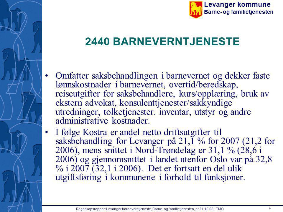 2440 BARNEVERNTJENESTE