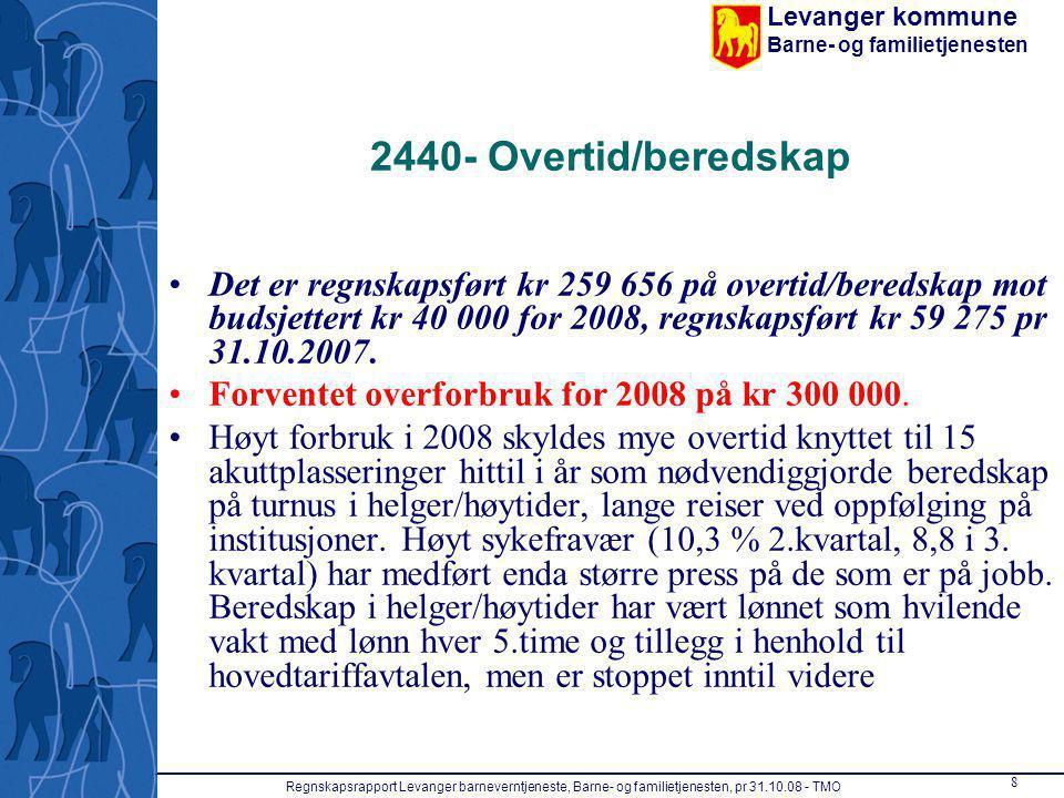 2440- Overtid/beredskap