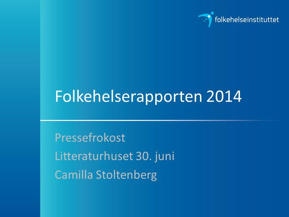 Pressefrokost Litteraturhuset 30. juni Camilla Stoltenberg