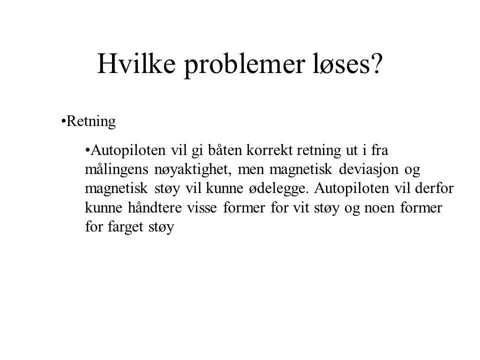 Hvilke problemer løses