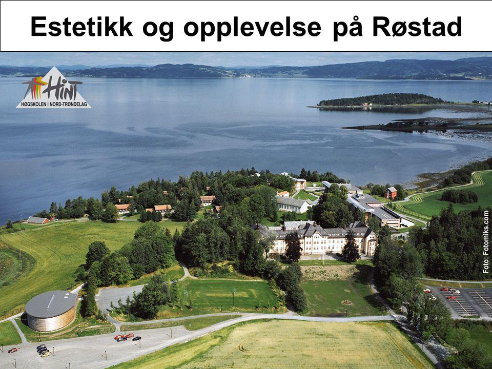 Estetikk og opplevelse på Røstad