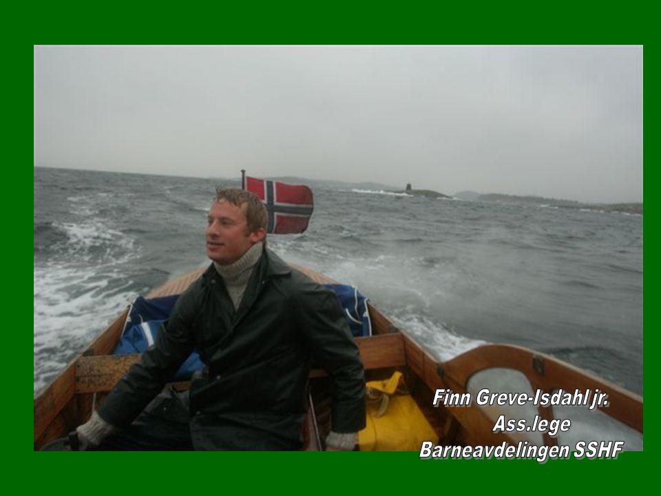 Finn Greve-Isdahl jr. Ass.lege Barneavdelingen SSHF