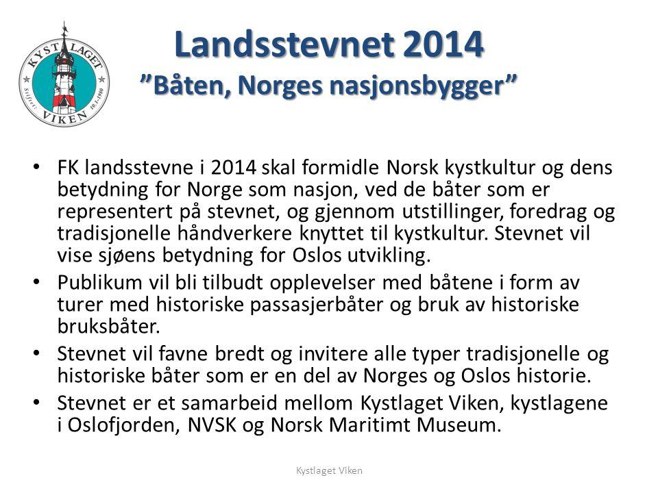 Båten, Norges nasjonsbygger