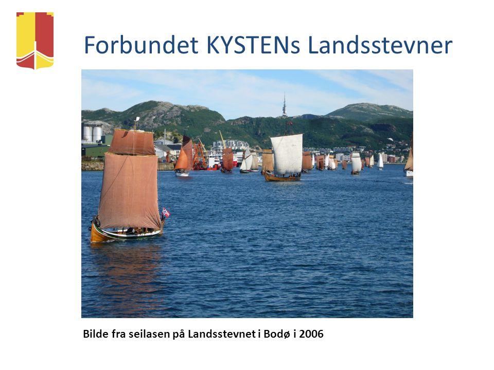 Forbundet KYSTENs Landsstevner