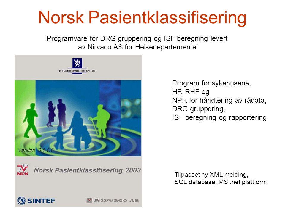 Norsk Pasientklassifisering