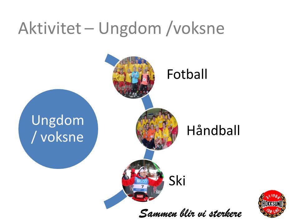 Aktivitet – Ungdom /voksne