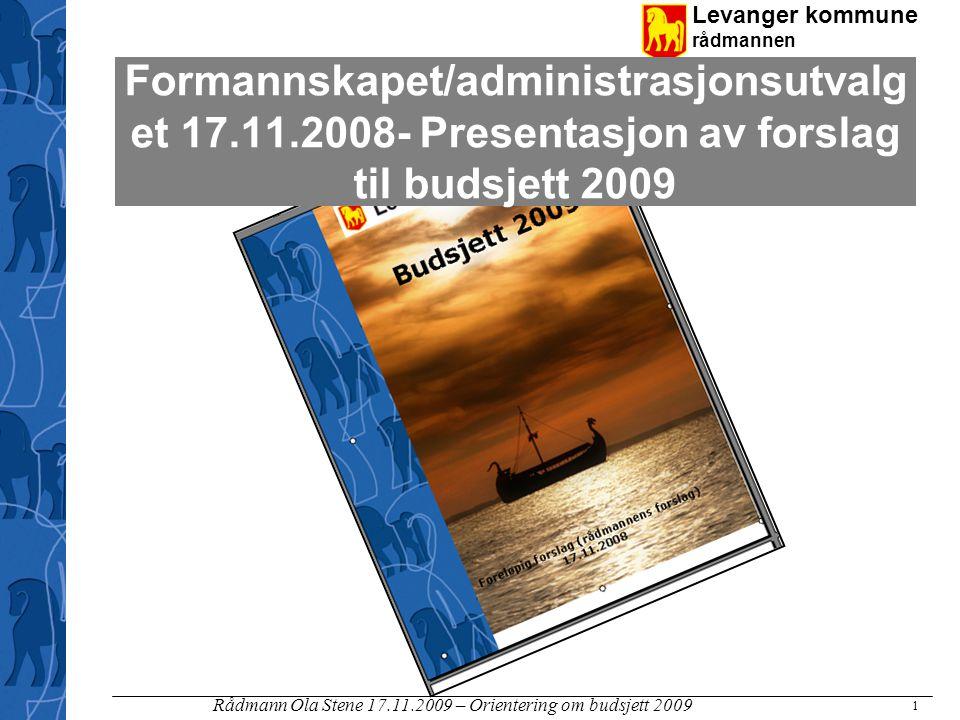 Formannskapet/administrasjonsutvalget 17. 11