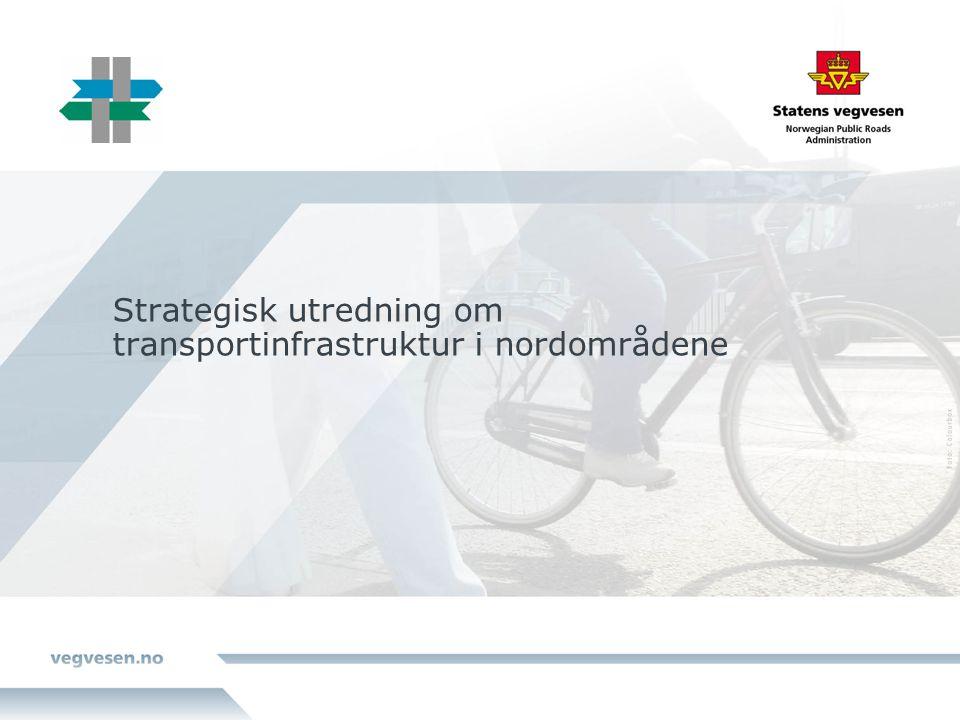 Strategisk utredning om transportinfrastruktur i nordområdene