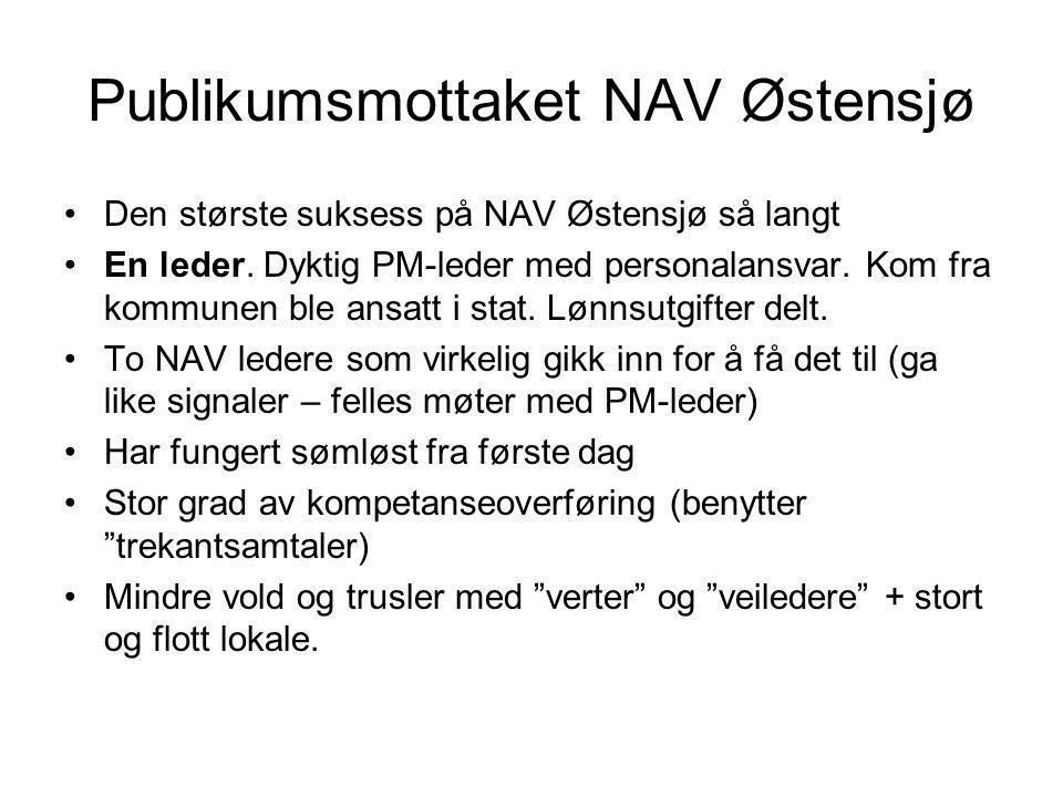 Publikumsmottaket NAV Østensjø