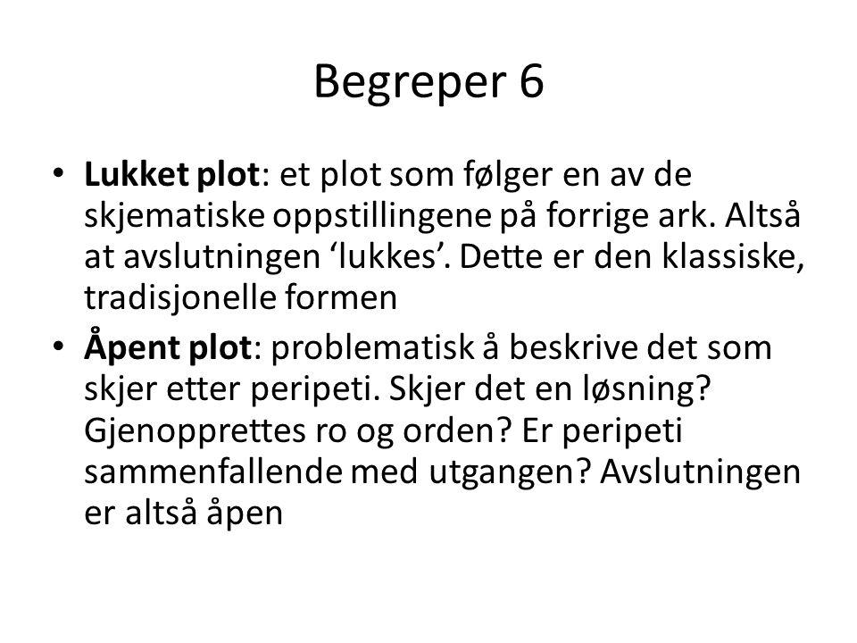 Begreper 6
