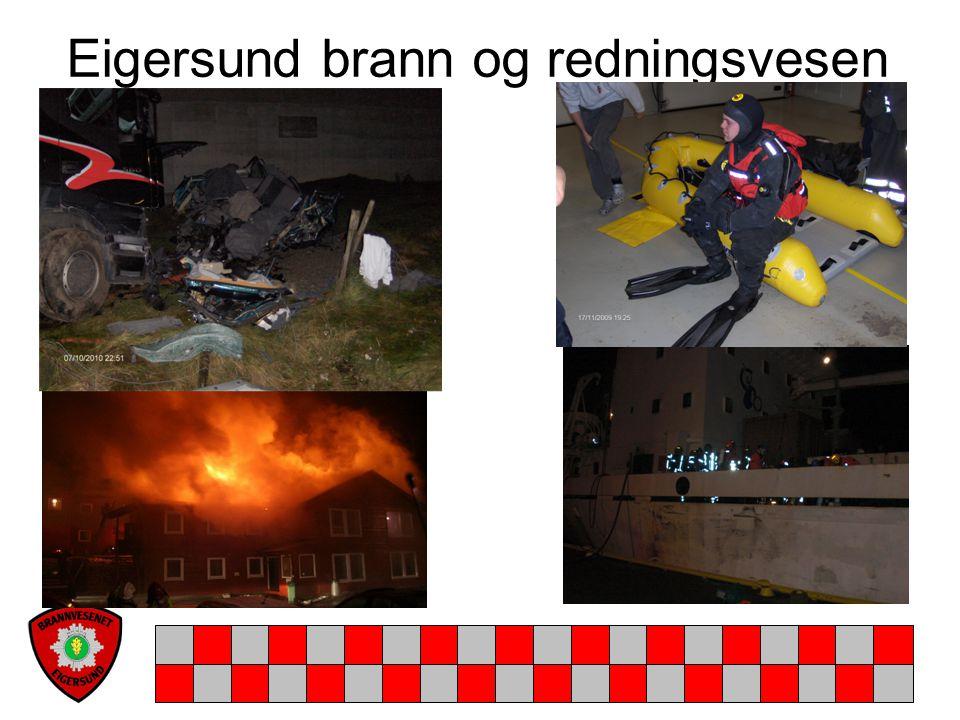 Eigersund brann og redningsvesen