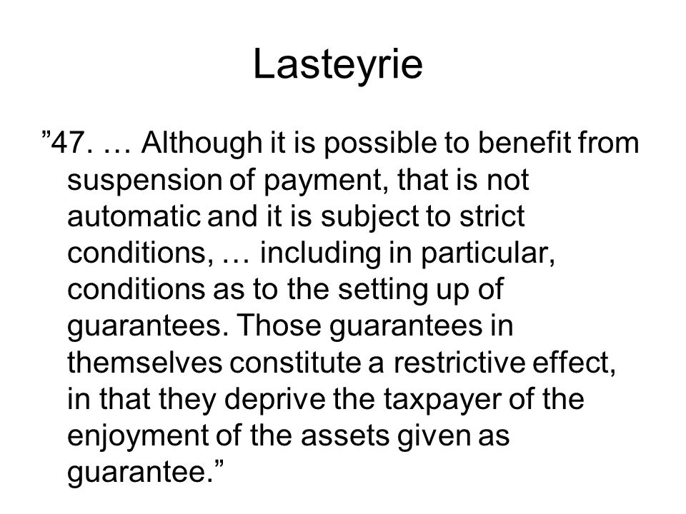 Lasteyrie