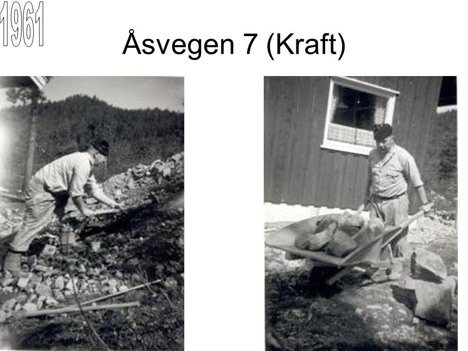 1961 Åsvegen 7 (Kraft)