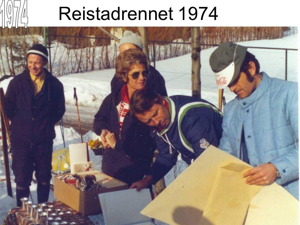 Reistadrennet 1974 1974