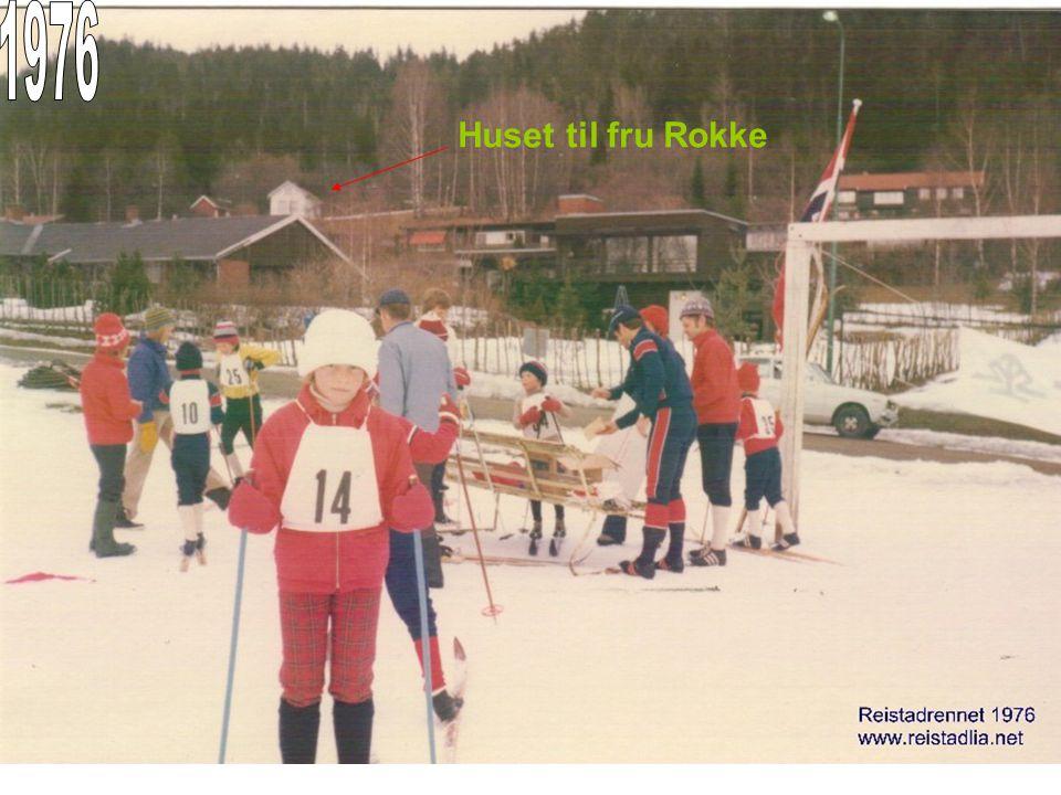 1976 Huset til fru Rokke