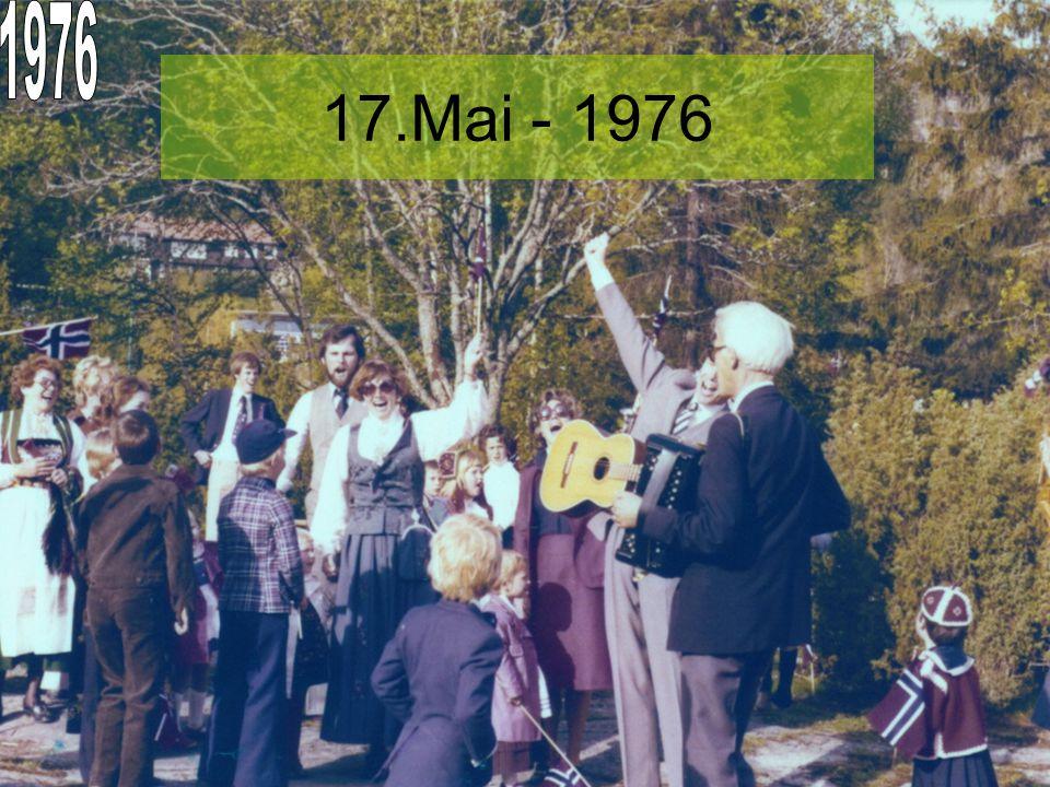 1976 17.Mai - 1976