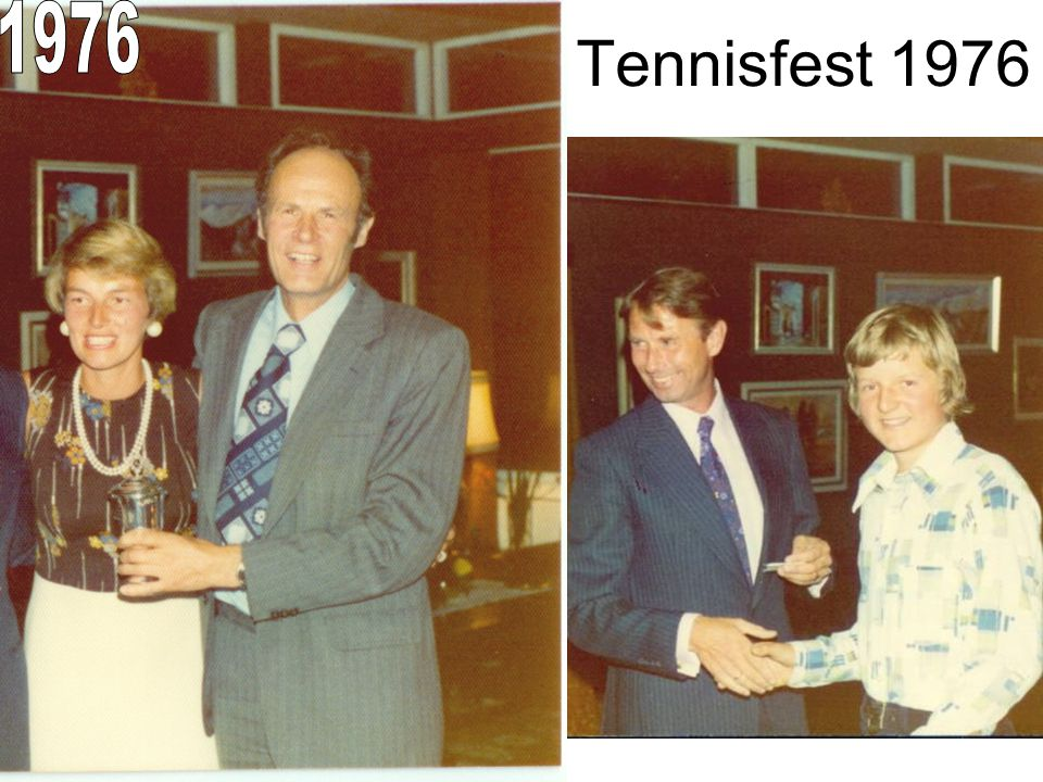 1976 Tennisfest 1976