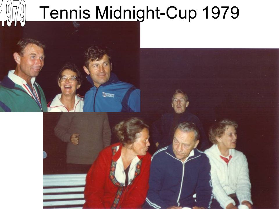 Tennis Midnight-Cup 1979 1979