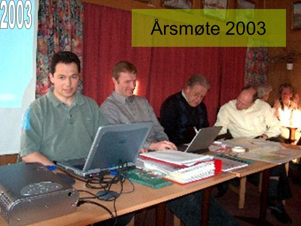 2003 Årsmøte 2003