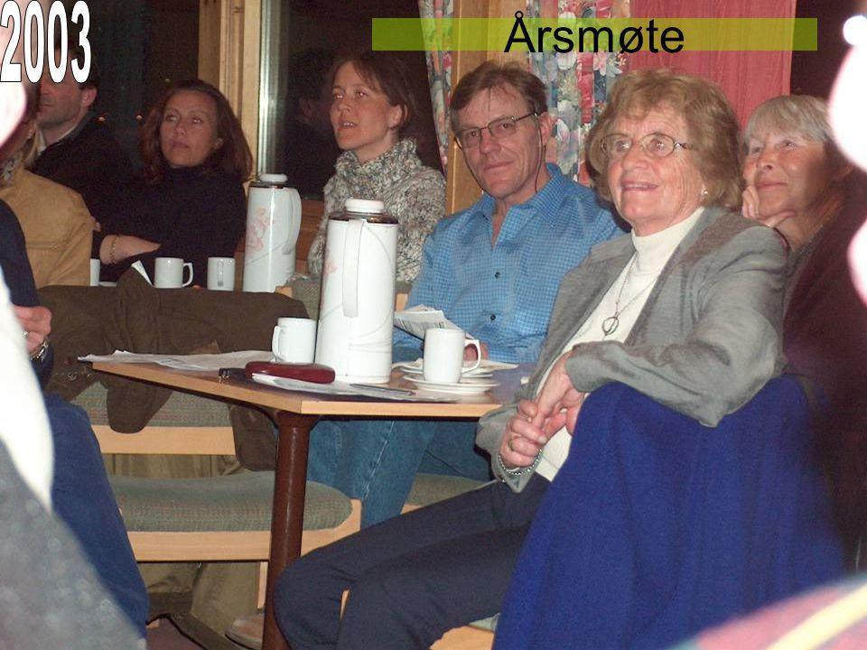 2003 Årsmøte