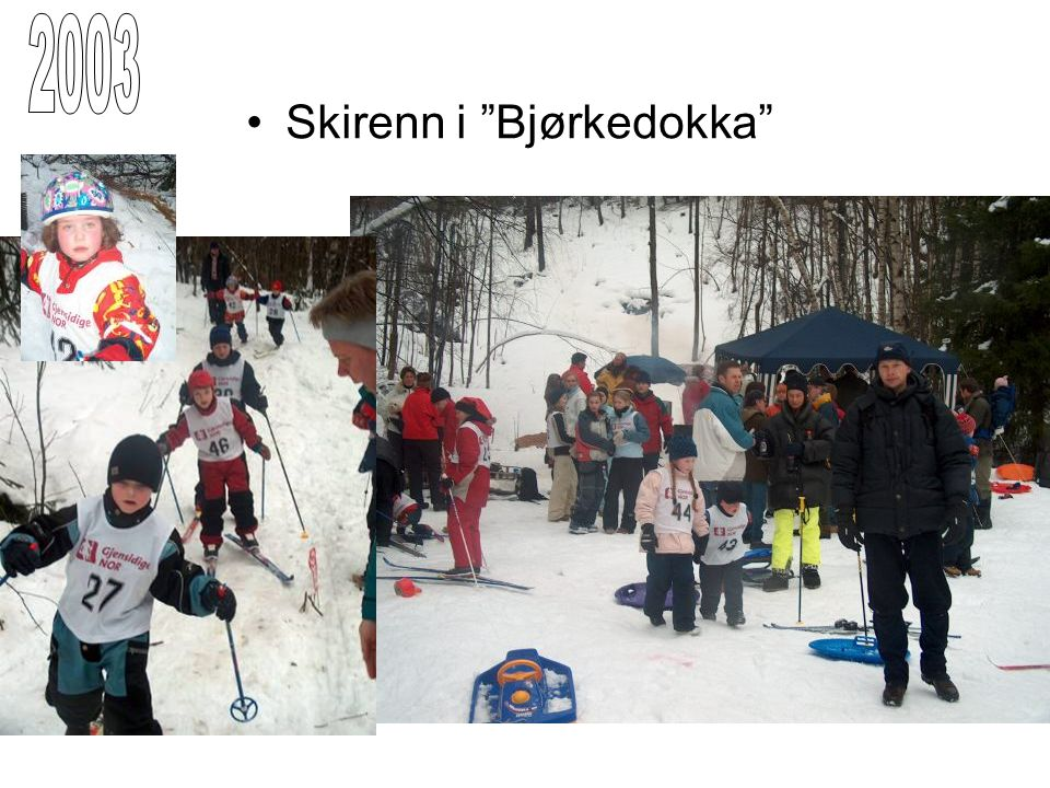 2003 Skirenn i Bjørkedokka