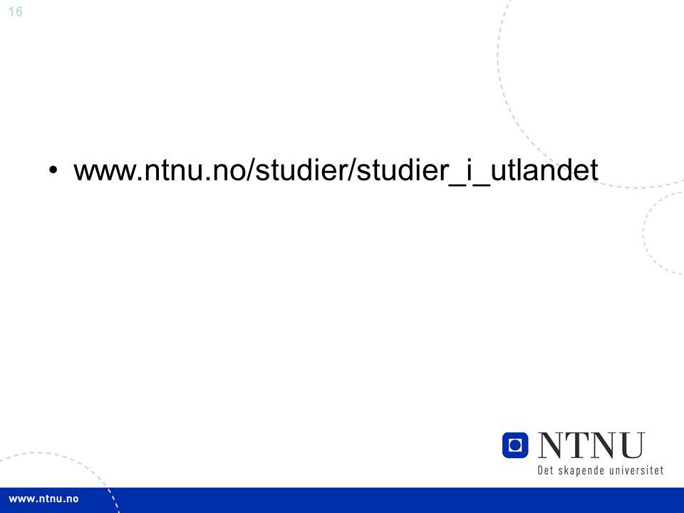 www.ntnu.no/studier/studier_i_utlandet