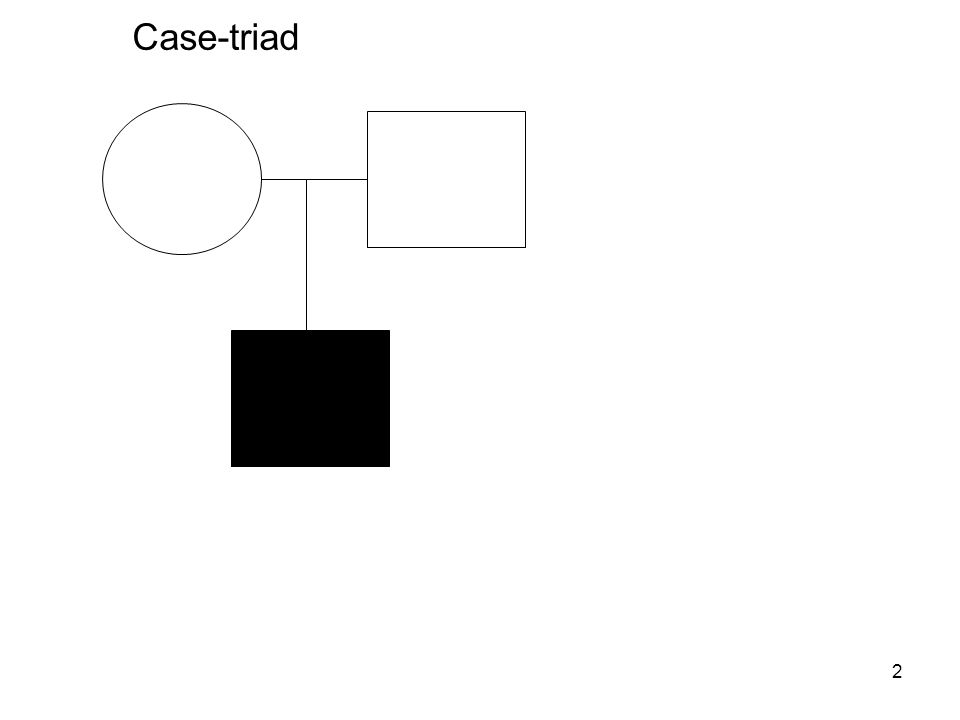 Case-triad