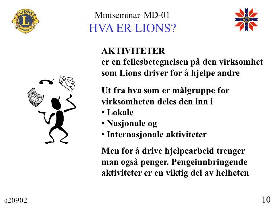 AKTIVITETER er en fellesbetegnelsen på den virksomhet. som Lions driver for å hjelpe andre. Ut fra hva som er målgruppe for.