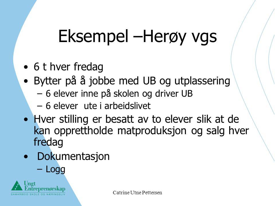 Catrine Utne Pettersen