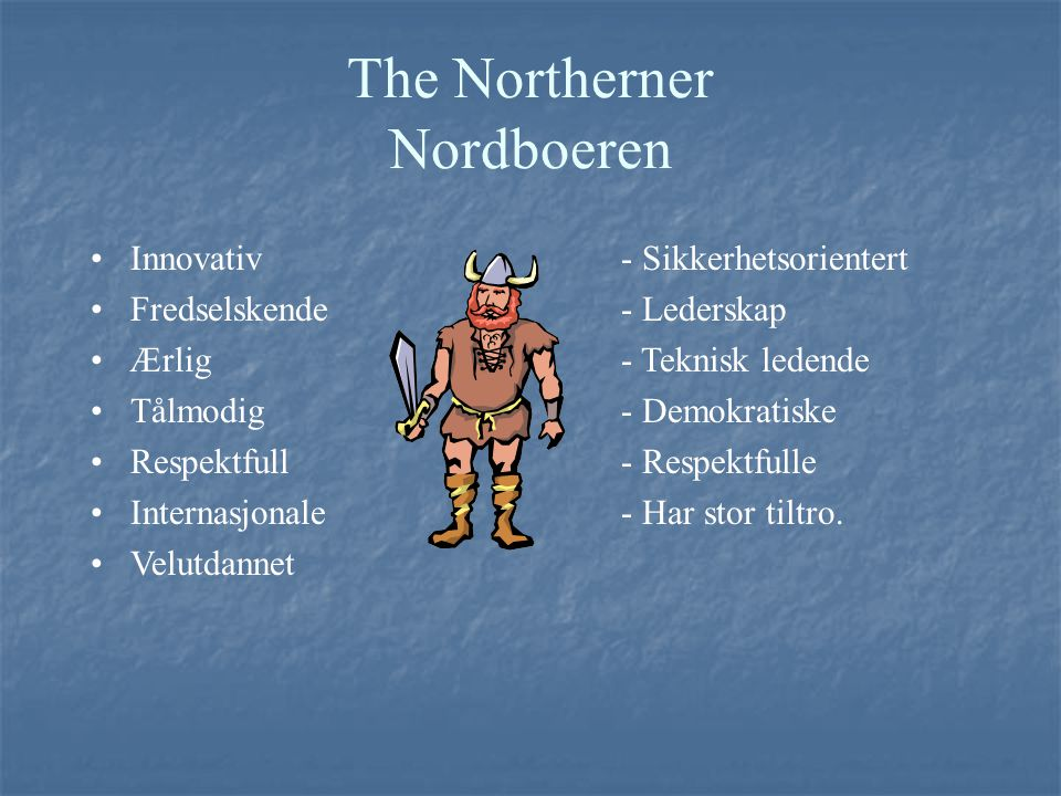 The Northerner Nordboeren