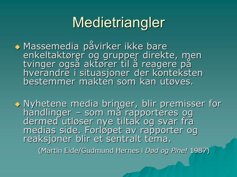 Medietriangler