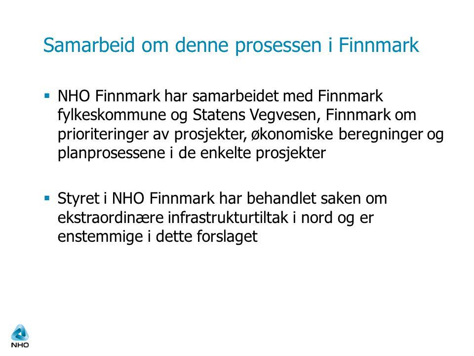 Samarbeid om denne prosessen i Finnmark