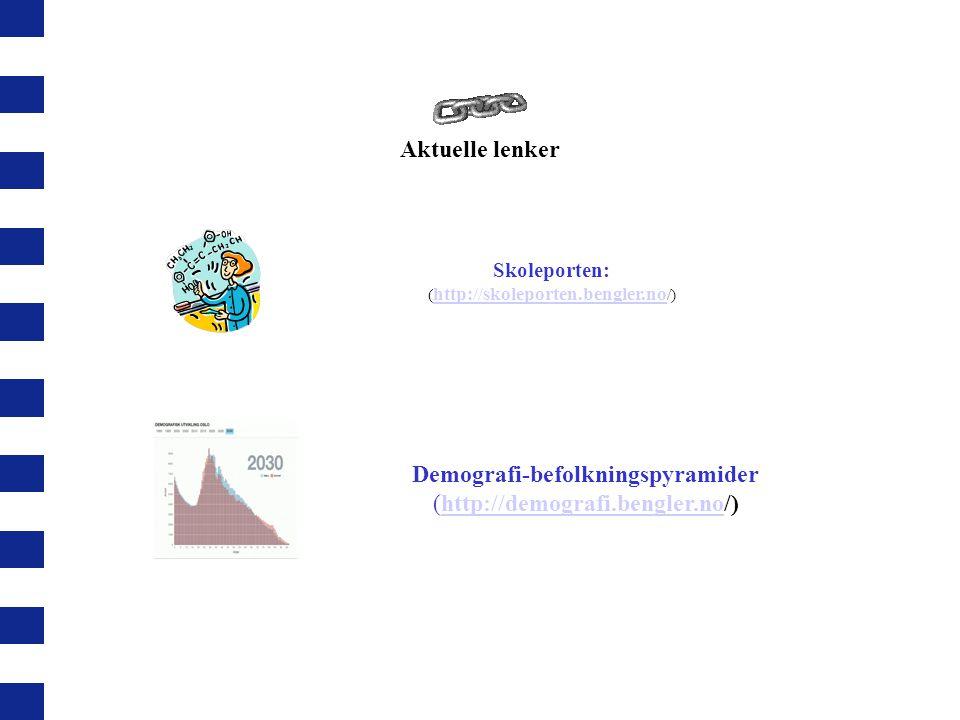 Demografi-befolkningspyramider (http://demografi.bengler.no/)