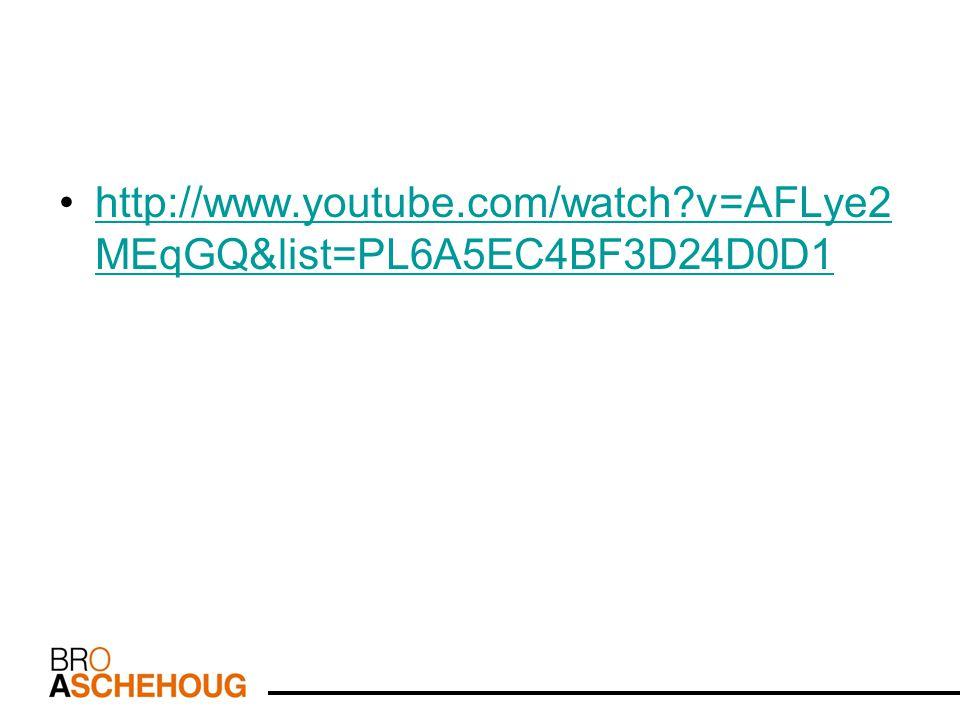 http://www.youtube.com/watch v=AFLye2MEqGQ&list=PL6A5EC4BF3D24D0D1
