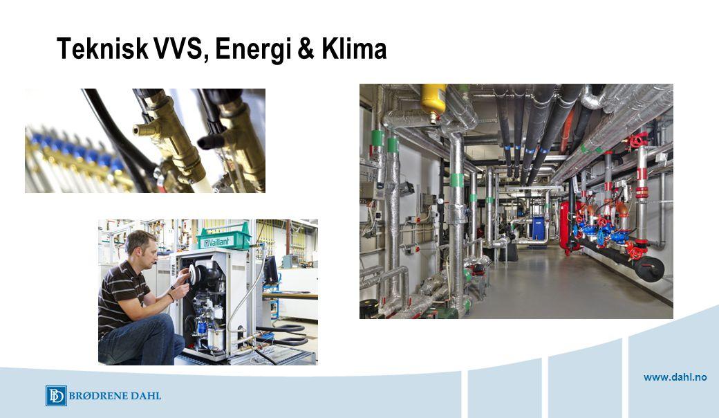 Teknisk VVS, Energi & Klima