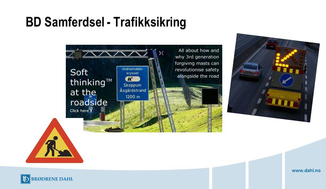 BD Samferdsel - Trafikksikring