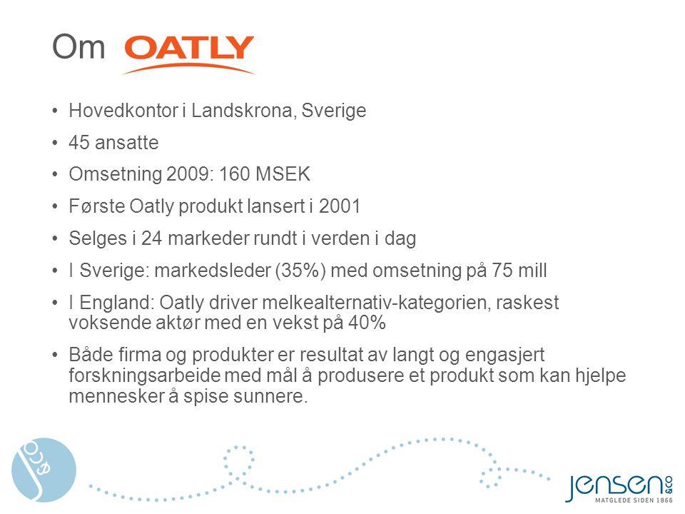 Om Hovedkontor i Landskrona, Sverige 45 ansatte